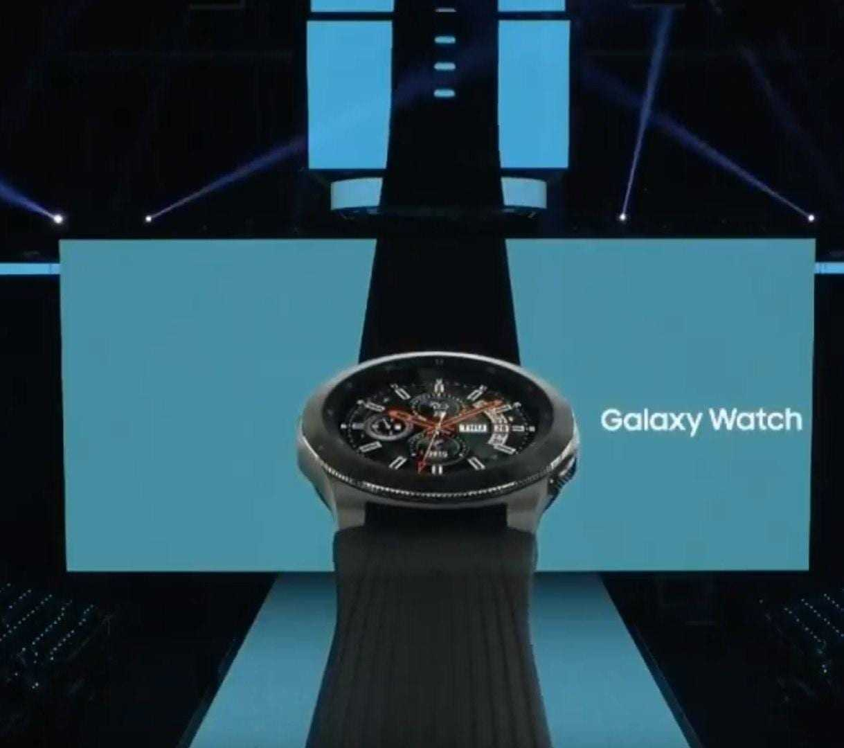 Unpacked 2018: Samsung показал «умные» часы Galaxy Watch (IMG 20180809 234200)