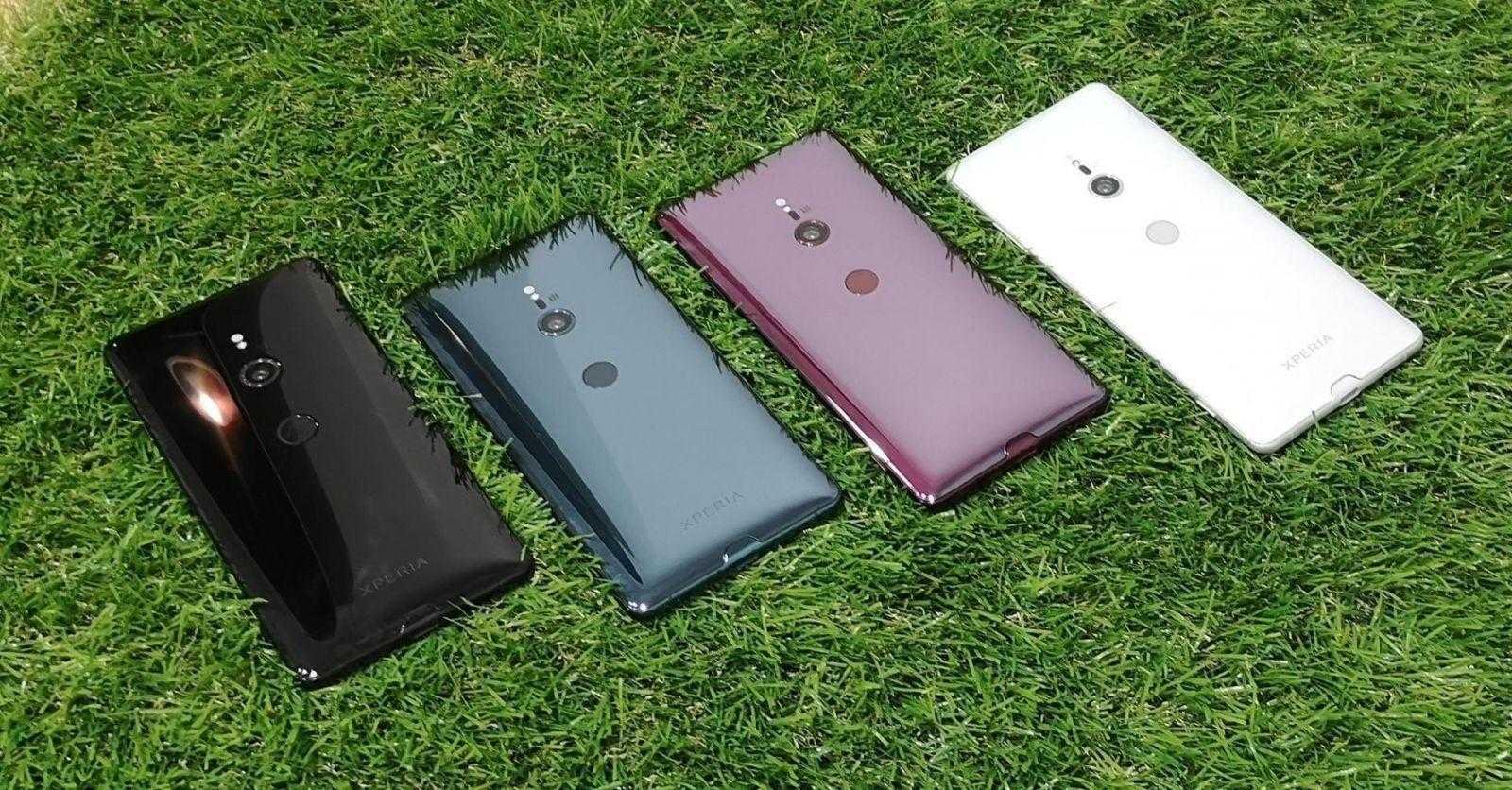 Sony привезла флагман Xperia XZ3 в Россию и объявила цены в рублях