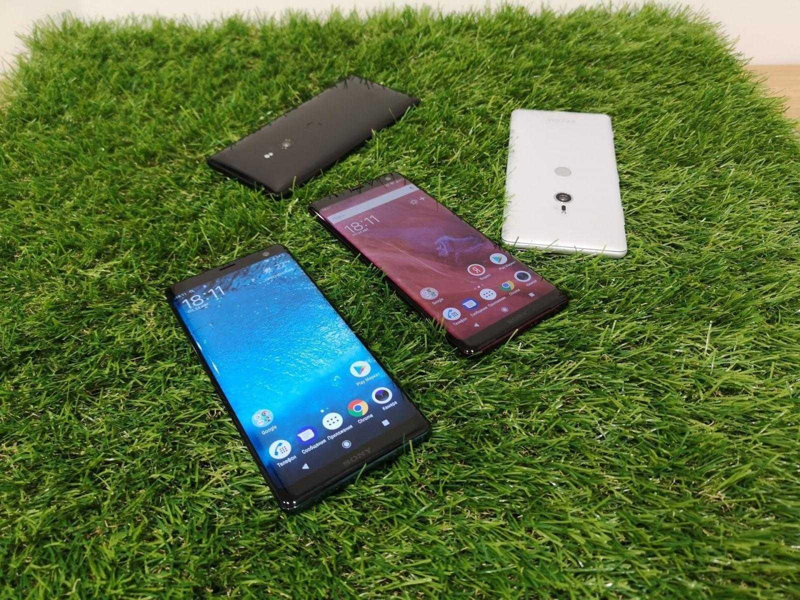 IFA 2018. Флагманский Sony Xperia XZ3 представлен официально (IMG 20180824 181154)