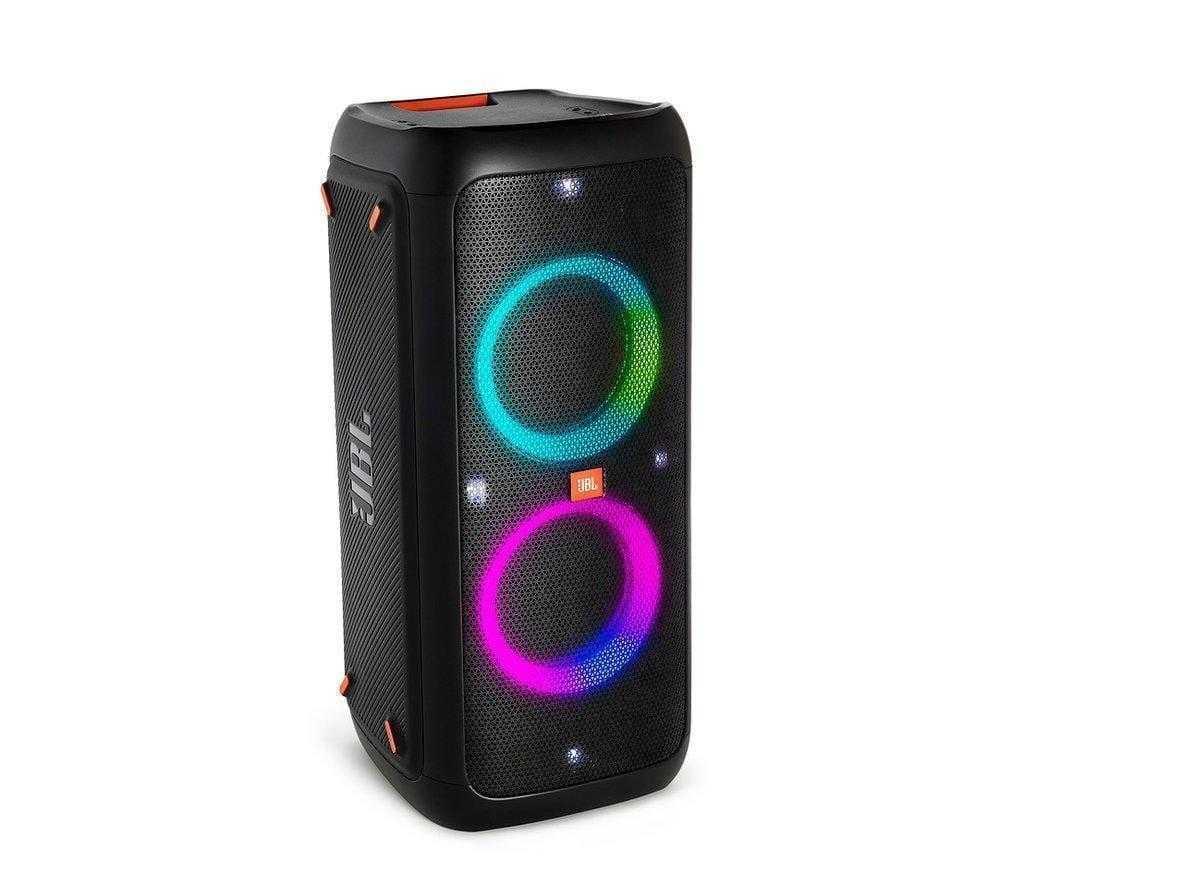 IFA 2018. JBL выпустила колонки PartyBox 200 и 300 для вечеринок (JBL Party Box 300 Hero with Lights)