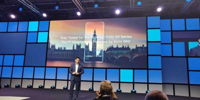IFA 2018: Huawei представила первый в мире 7-нм процессор Kirin 980 (PuYD84WV1e6t)