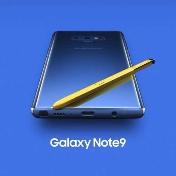Samsung показала процесс производства Galaxy Note 9 на видео (Samsung Galaxy Note 9 Official 13)