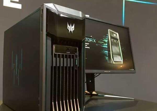 IFA 2018. Acer анонсировал компьютер Predator X на Intel Xeon (Snimok)
