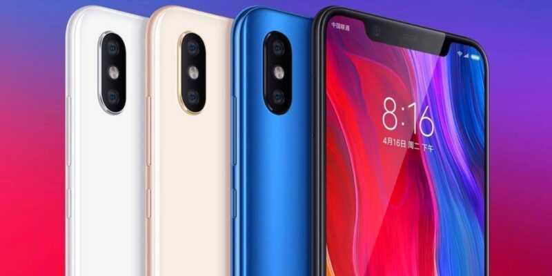 Xiaomi назвала цены на новый смартфон Mi8 в России (Xiaomi Mi 8 2 1)