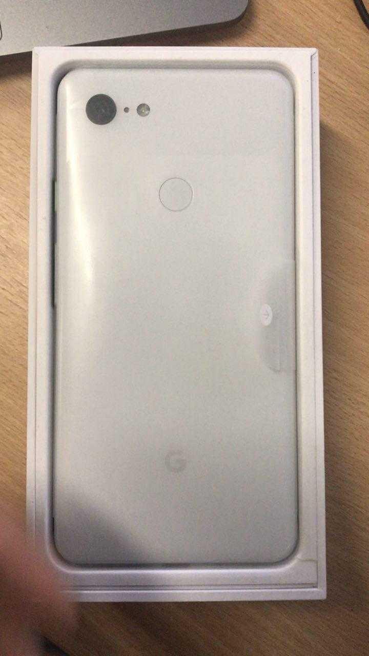 Блогер опубликовал фотографии Google Pixel 3 (photo 2018 08 08 15 08 54)