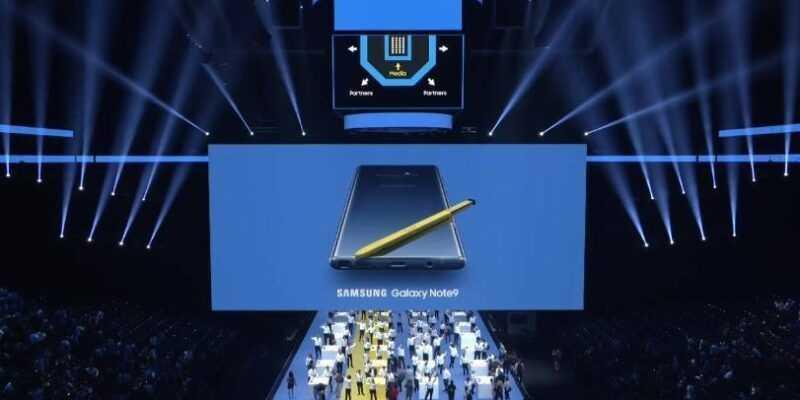 Unpacked 2018: Samsung представил флагман Galaxy Note 9 (photo 2018 08 09 21 09 54)