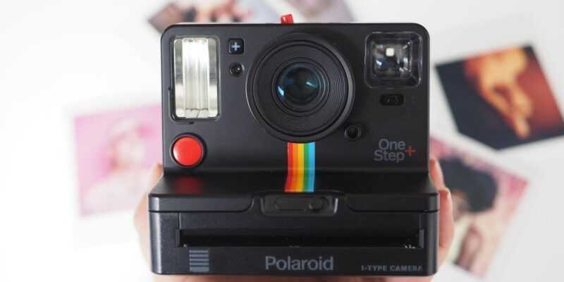 IFA 2018. Polaroid выпускает новую камеру OneStep+ с Bluetooth (polaroid 4)