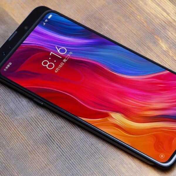 Появилось первое официальное фото Xiaomi Mi MIX 3 (xAnQWExxgmro)