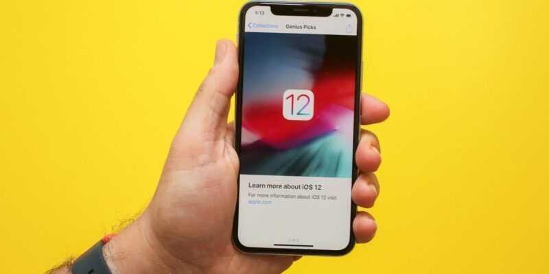 Производительность, а не дизайн: обзор Apple iOS 12 для iPhone (01 ios 12 public beta)