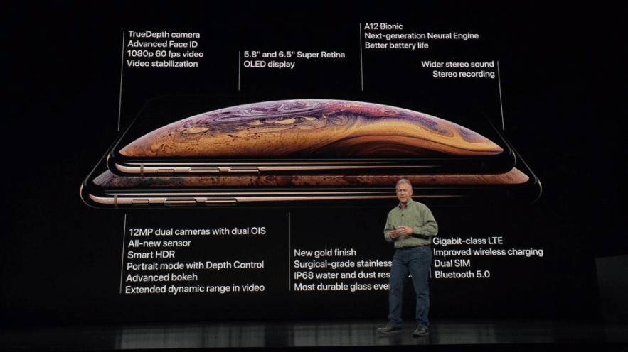 Apple представила самый мощный iPhone XS и XS Max (12)