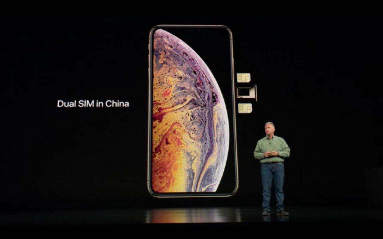 Apple представила самый мощный iPhone XS и XS Max (13)