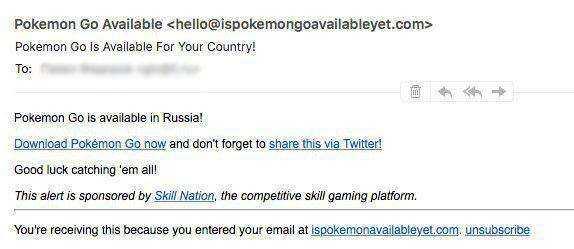 Игра Pokemon Go неожиданно стала доступна для россиян (13008 pokemon)