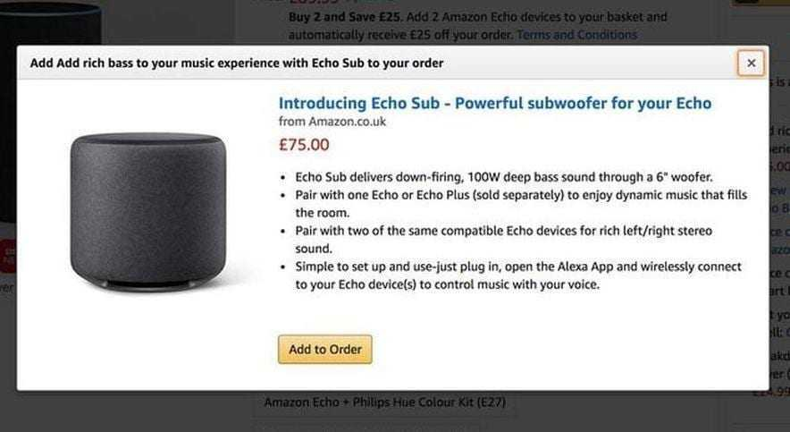 Слухи: Amazon может выпустить Echo сабвуфер и умную розетку (145786 speakers news amazon echo sub image2 5koltdbojv.0)