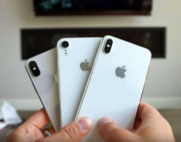 Все слухи про iPhone XS, XS Max и iPhone XR (2018 iphones)