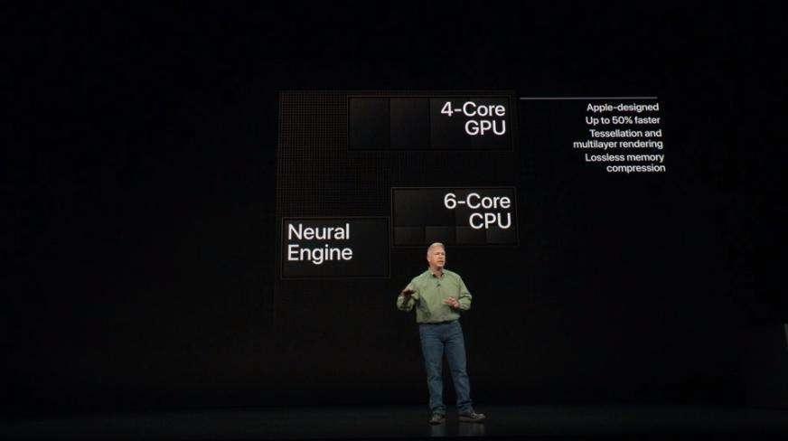 Apple представила самый мощный iPhone XS и XS Max (6)