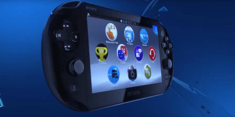 Производство PlayStation Vita прекратится в 2019 году (7u5jmgco)