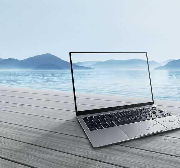 Huawei представила ноутбук MateBook X Pro (Mach Created Photo WaterSpill RGB)
