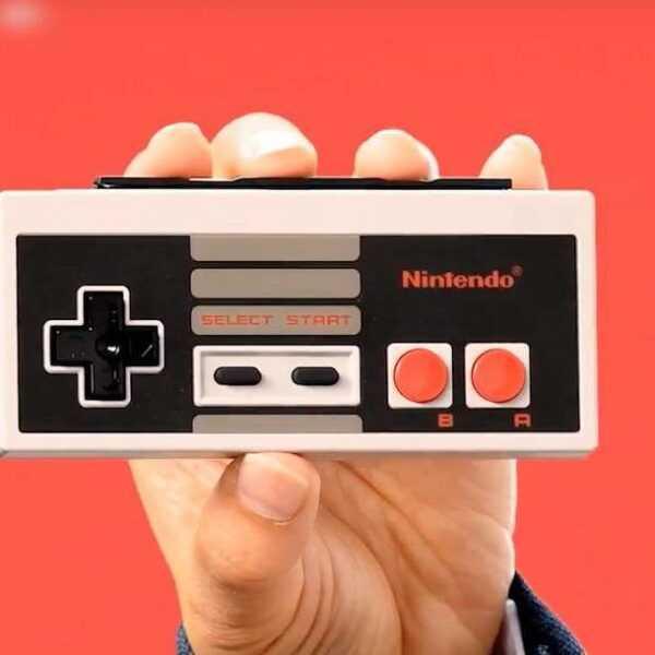 Nintendo выпустит беспроводной NES контроллер для Switch (Screen Shot 2018 09 13 at 6.19.54 PM.png)