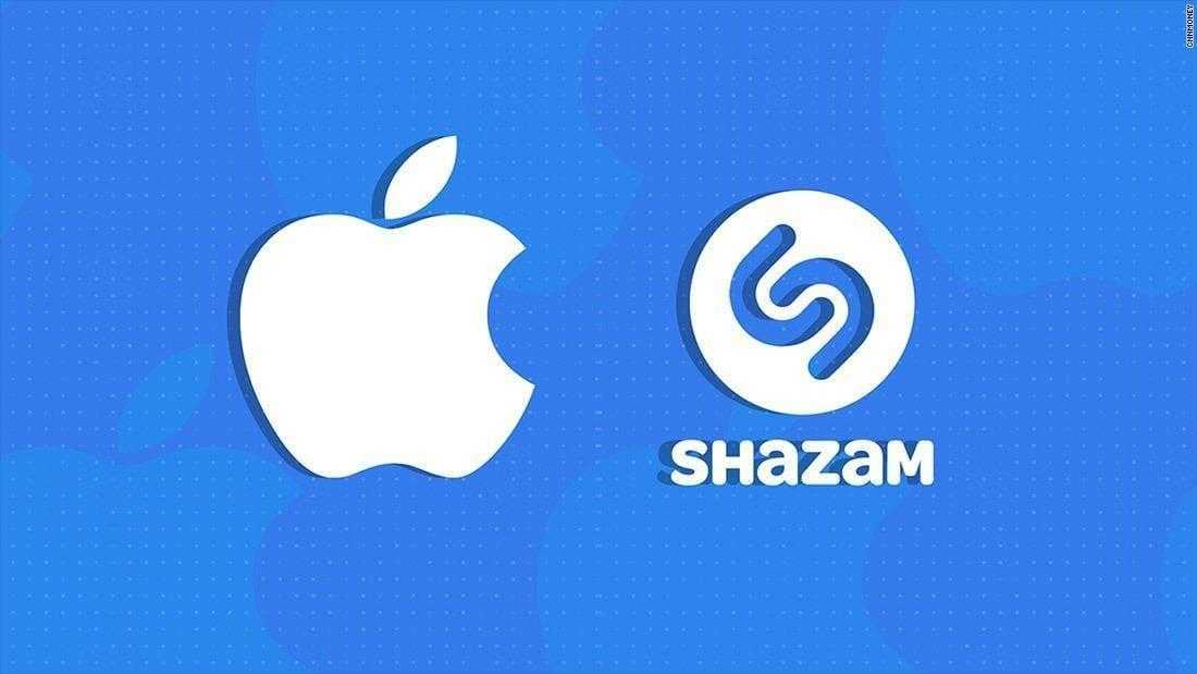 Apple покупает Shazam (apple buys shazam)