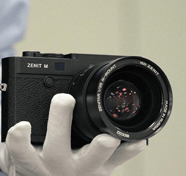 «Зенит» возродит производство фотоаппаратов. Leica примет участие в проекте (bez nazvanija)