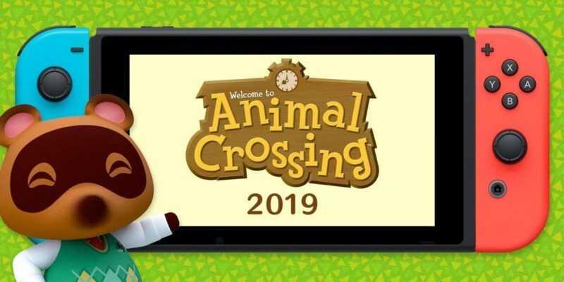 Animal Crossing выйдет на Nintendo Switch (dims)