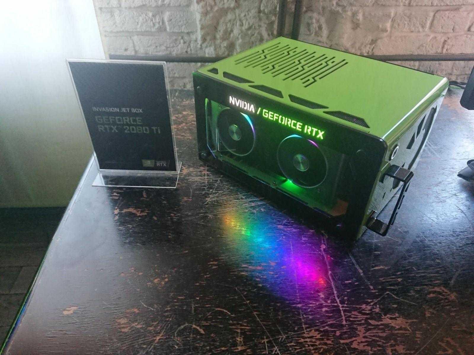 NVIDIA представила видеокарты RTX 2080 и 2070 в России (dsc 2190)