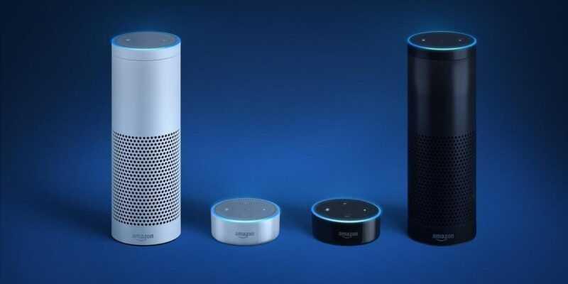 Слухи: Amazon может выпустить Echo сабвуфер и умную розетку (echo and echo dot e1488903888797 1240x685 1)