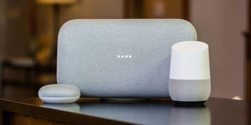 Google представит смарт-колонку Home Hub с дисплеем 9 октября (google home smart home hub 1024x576 1)