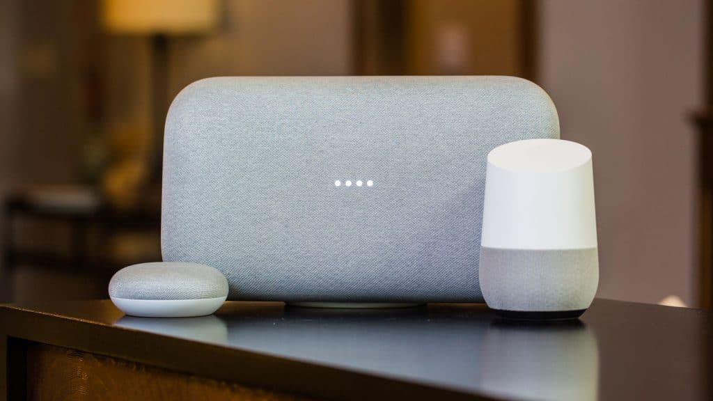 Что покажет Google на презентации 9 октября: Pixel, Home Hub и кое-что ещё (google home smart home hub)