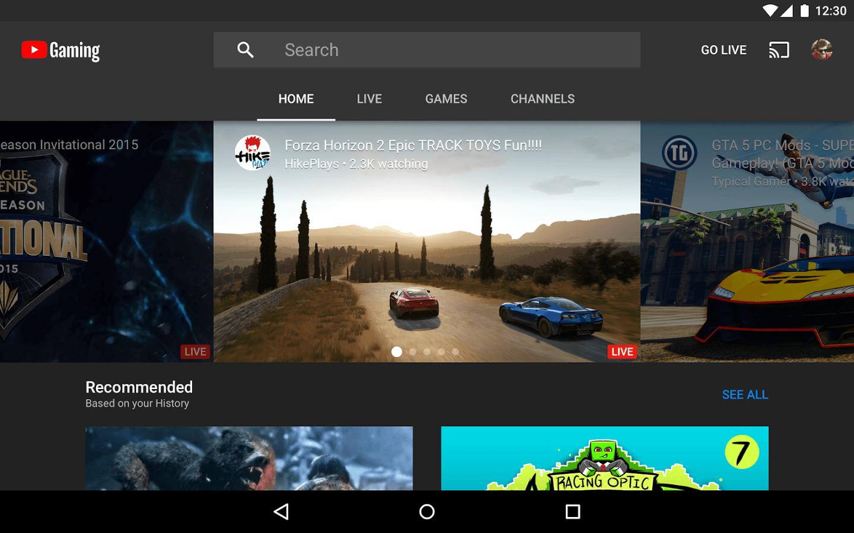 YouTube перенесет YouTube Gaming на основной сайт и закроет приложение (orig)