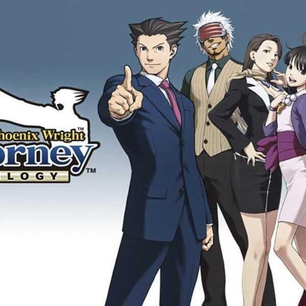 Phoenix Wright: Ace Attorney выйдет на PC и консолях (phoenix 1)