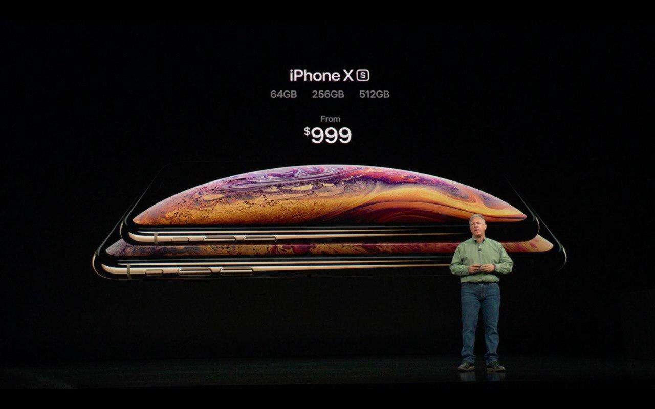 Apple представила самый мощный iPhone XS и XS Max (photo 2018 09 12 21 40 37)