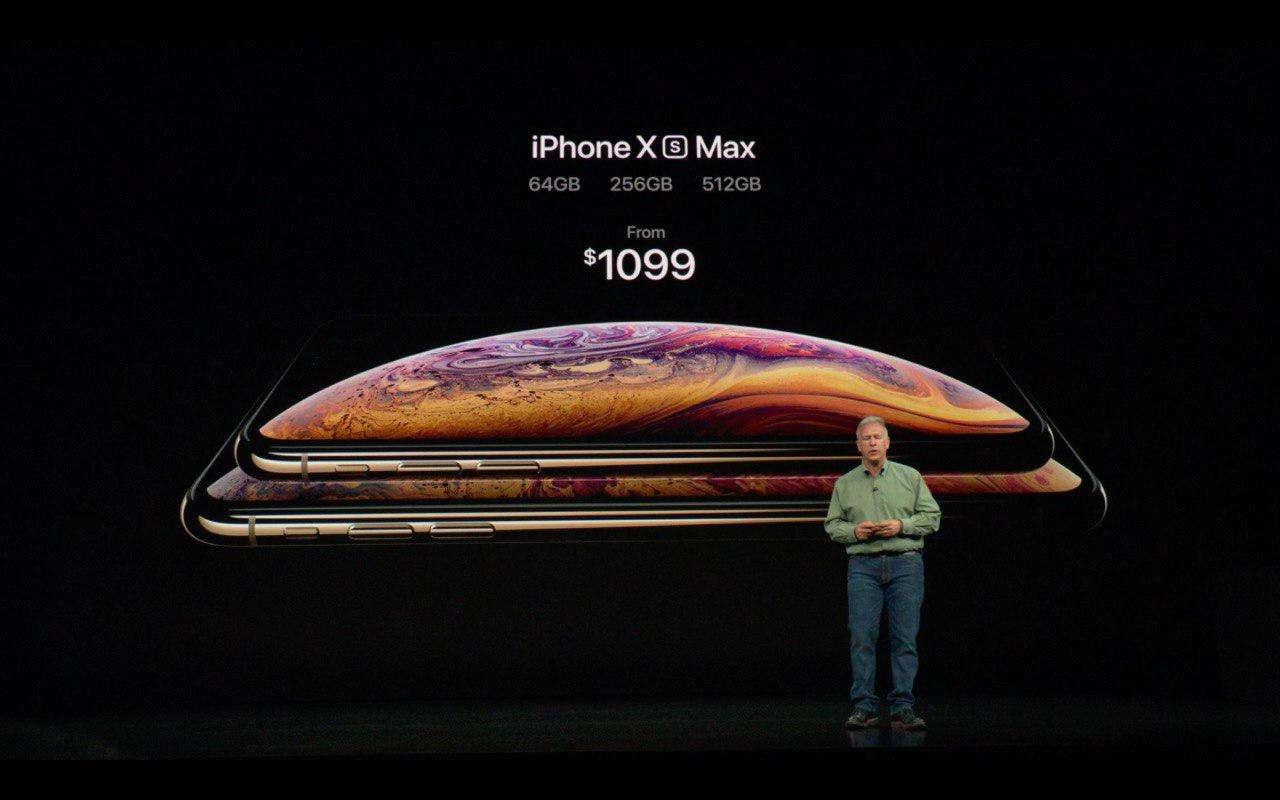 Apple представила самый мощный iPhone XS и XS Max (photo 2018 09 12 21 40 38)