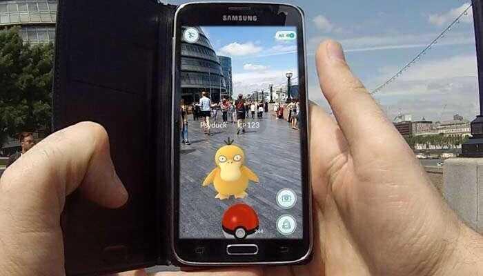 Игра Pokemon Go неожиданно стала доступна для россиян (pokemon)