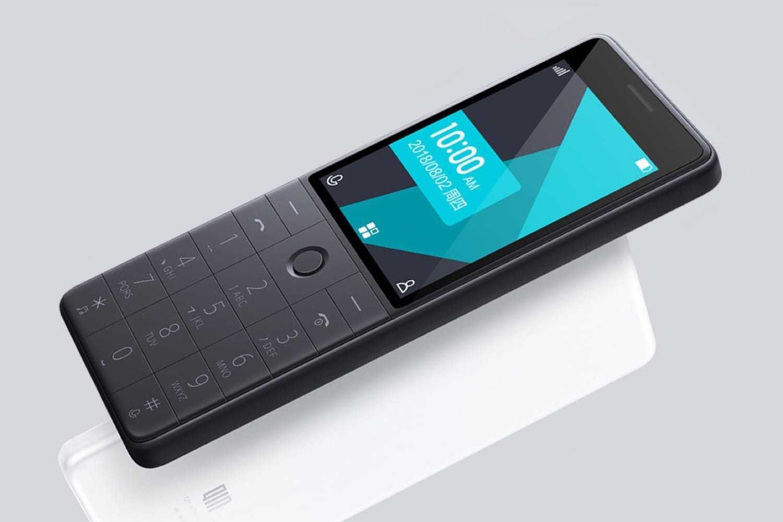 Xiaomi начала продажи кнопочного телефона с ИИ (xiaomi qin ai phone knopchnyi telefon 2)