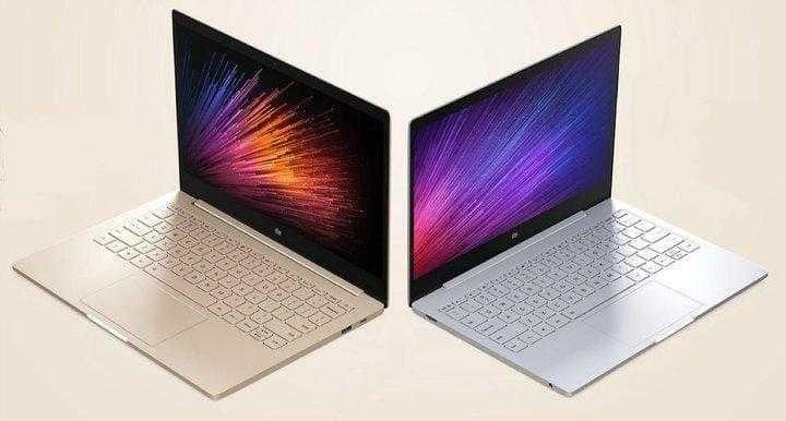 В России стартовали продажи ноутбука Xiaomi ()