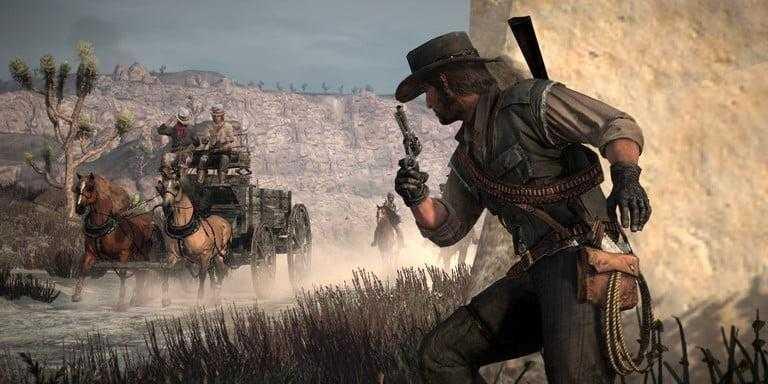 Обзор Red Dead Redemption 2. Как стать самым крутым ковбоем Дикого Запада, детка (0)