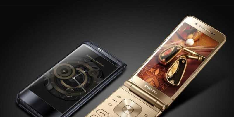 Появилось первое видео с раскладушкой Samsung (1272824)