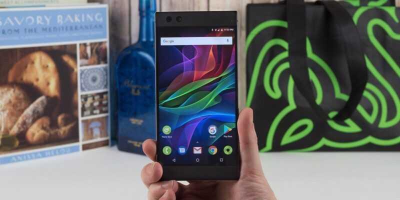 Смартфон Razer Phone 2 покажут 27 октября (1537470876 razer phone 2s specs might disappoint)
