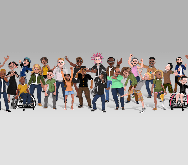 Последнее обновление Xbox One возвращает аватары (2018 0619 avatars lineup 940 hero hero)