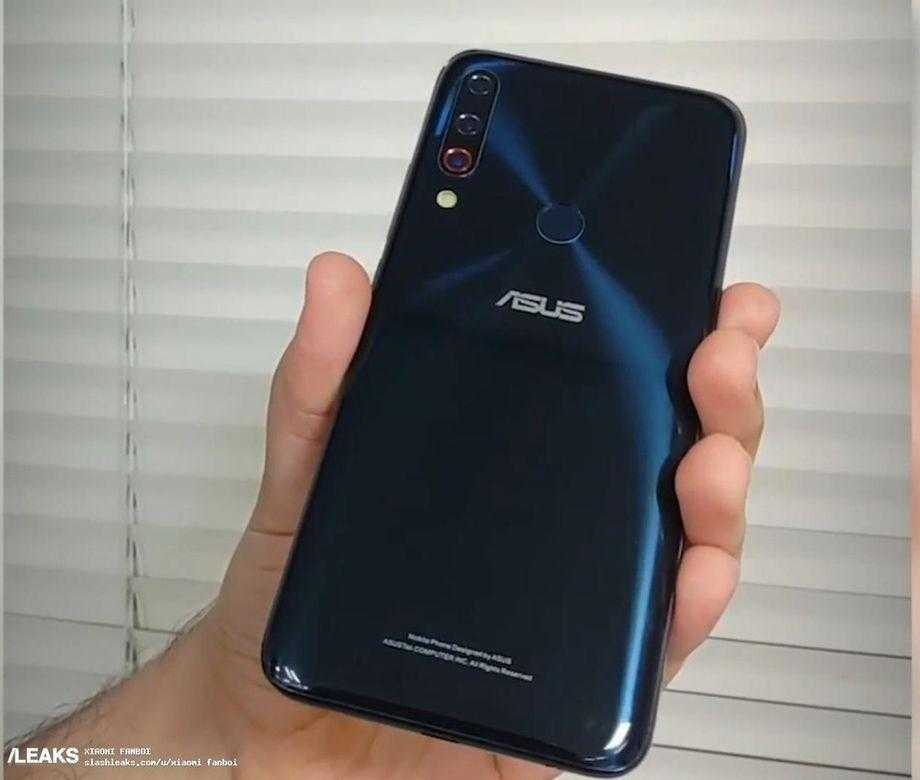 Первый взгляд на Asus ZenFone 6 (278911)