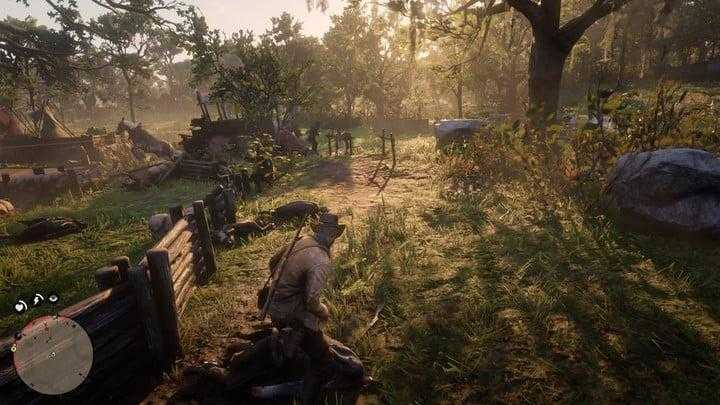 Обзор Red Dead Redemption 2. Как стать самым крутым ковбоем Дикого Запада, детка (8)