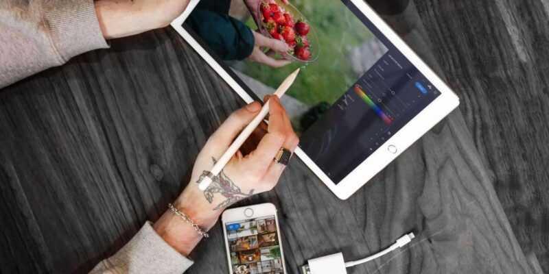 iPad получит полную версию Adobe Photoshop (cc)