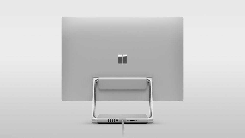 Microsoft представила Surface Studio 2: самый быстрый моноблок ()