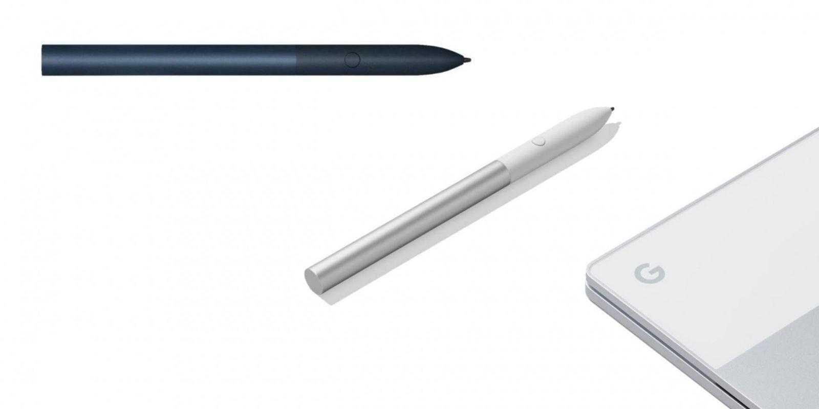 Google презентовал Pixel Slate (google pixelbook pen blue2)