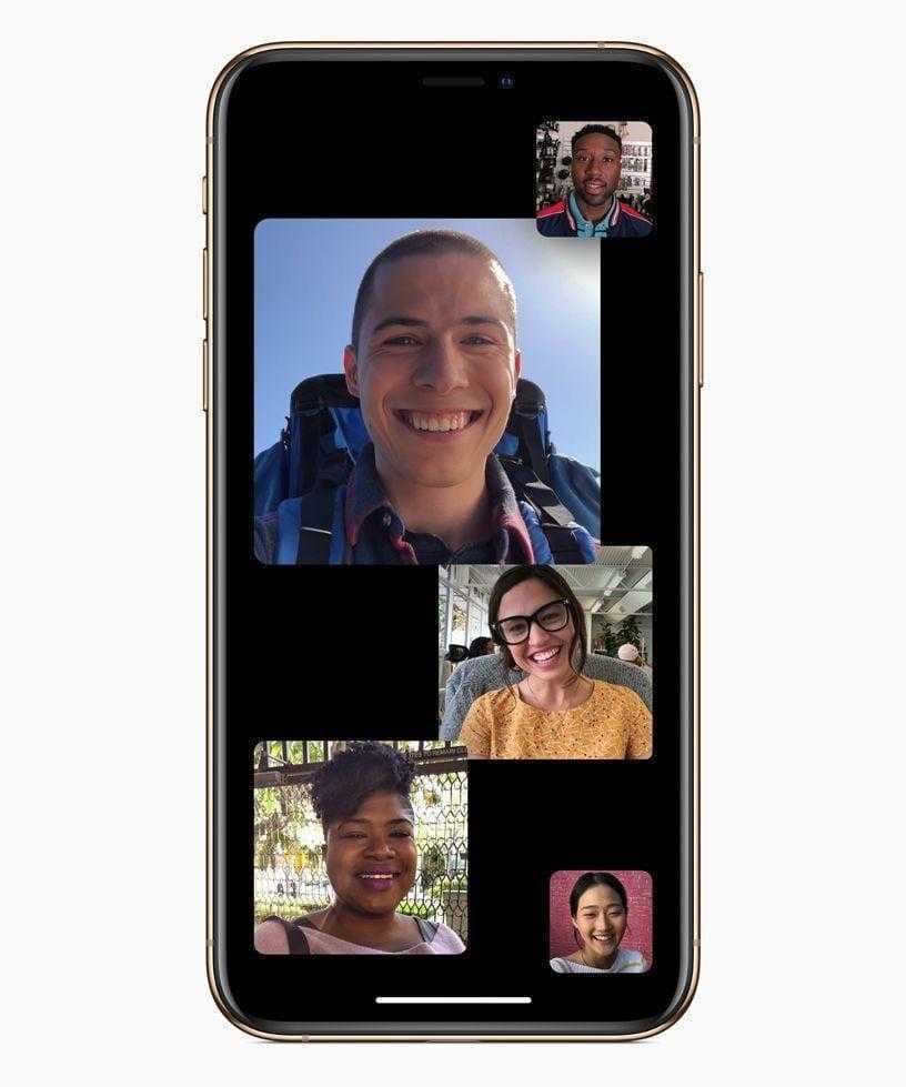 Apple объявила дату выхода iOS 12.1 (groupft)