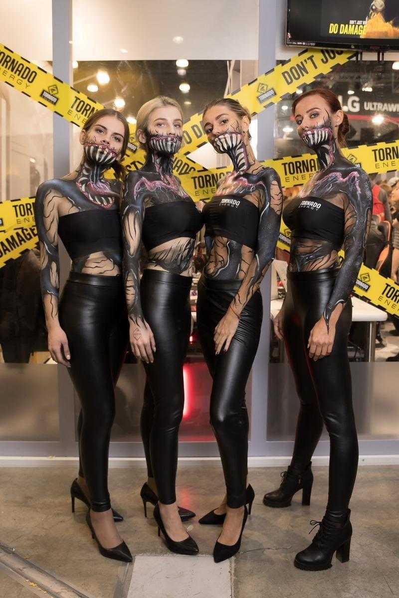 Самые красивые девушки ИгроМир 2018 и Comic Con. День 3 [18+] (igromir comic con devushka den 3 17)