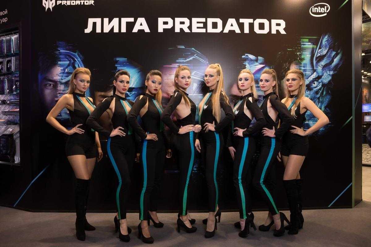 Самые красивые девушки ИгроМир 2018 и Comic Con. День 3 [18+] (igromir comic con devushka den 3 18)