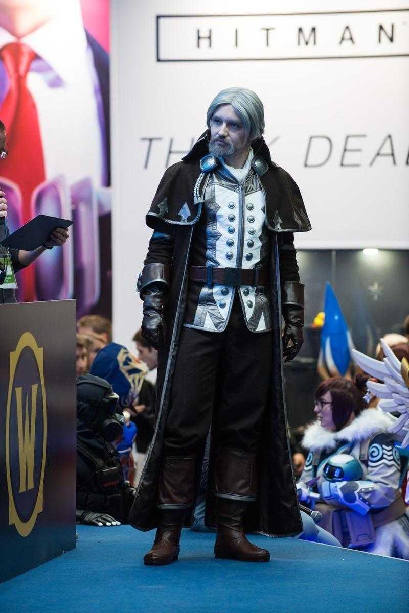 18+ Самый необычный косплей на ИгроМир 2018 и Comic Con. День 1 (igromir comic con kosplej 21)