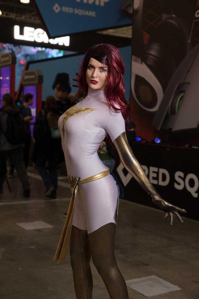 18+ Самый необычный косплей на ИгроМир 2018 и Comic Con. День 2 (igromir comic con kosplej den 2 23)
